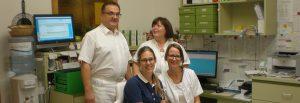 Doktor-Samardzic-Satteins-Team-Willkommen