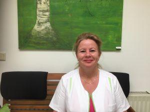 Heidi Geier Ordinationsassistenin