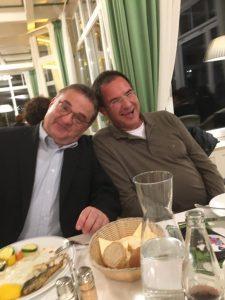 Dr. Goran Samardzic und Dr. Johann Reischer